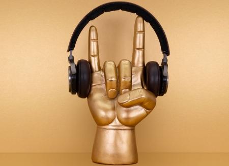 Suport pentru casti Rock On