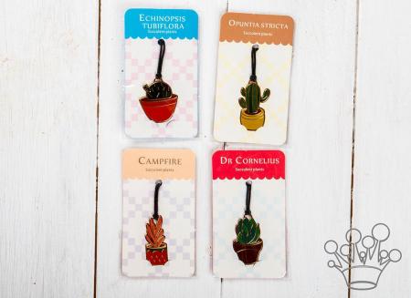 Semn carte Cactus Echinopsis Tubiflora1