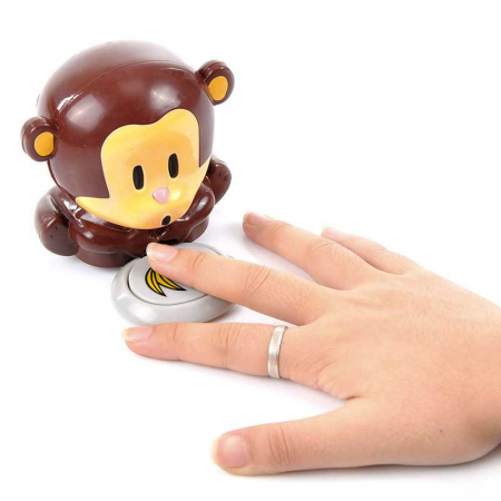 Uscator de unghii Funky Monkey1