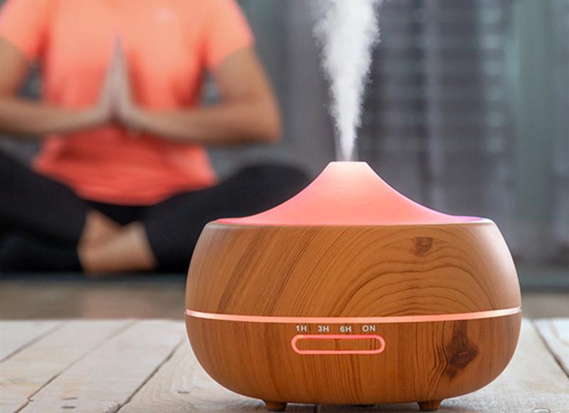 difuzor aromaterapie vaporizator