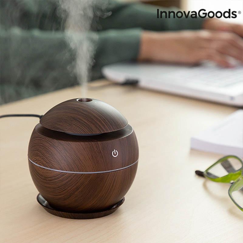 Difuzor uleiuri esentiale pentru aromaterapie