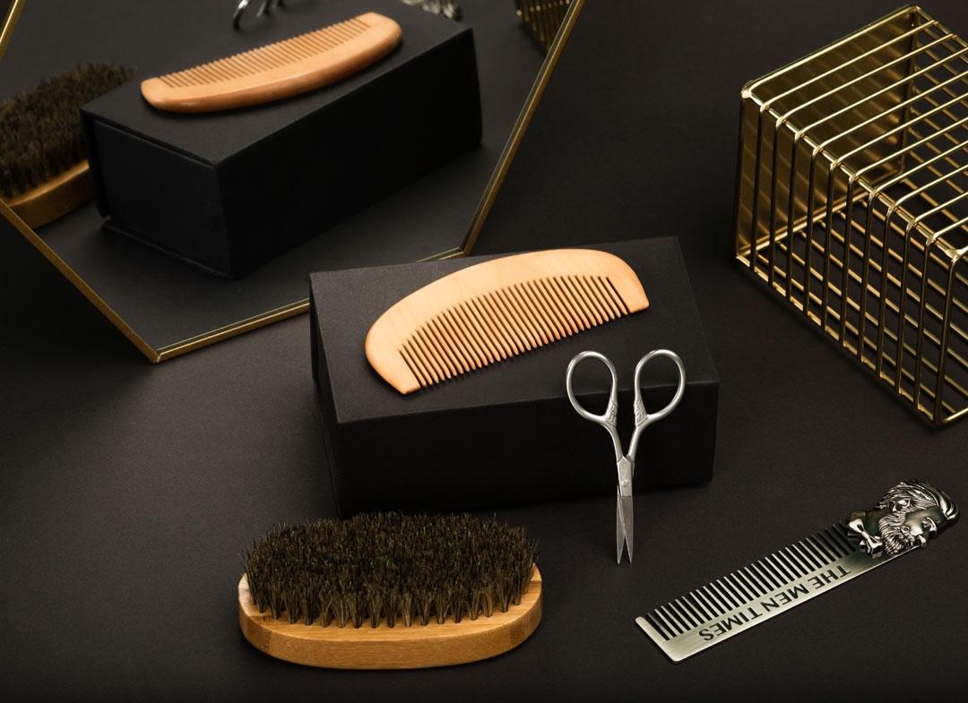 cadou set de barbierit pentru iubit de sfantul valentin
