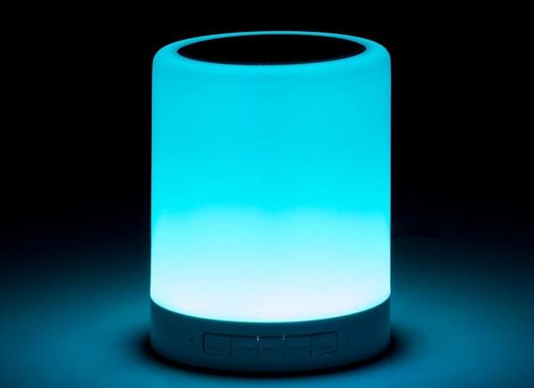 Boxa Bluetooth Multicolora
