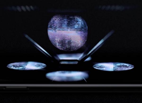Creator mobil de Holograme 3D