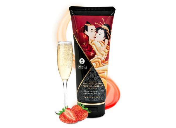 Crema de masaj Shunga Kissable
