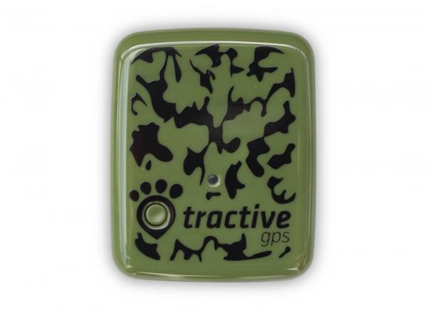 Dispozitiv localizare GPS pentru animale Tractive Hunters