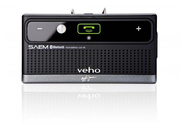 Handsfree masina cu Bluetooth Veho SAEM S3 - editie limitata Ayrton Senna