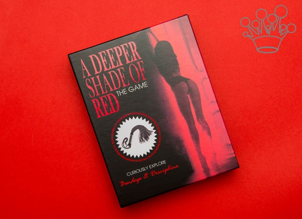 Joc erotic A Deeper Shade of Red