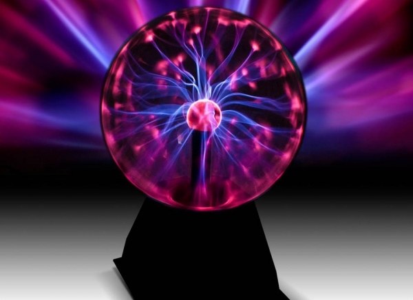 Lampa Minge cu Plasma