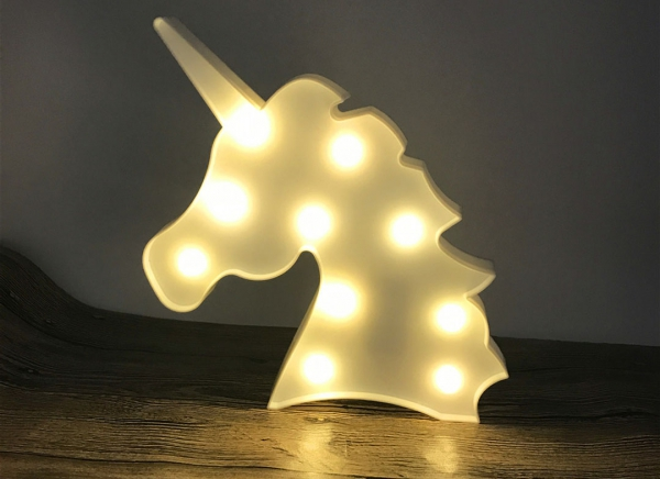 Lampa de Veghe LED Unicorn