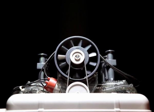 Motor Porsche boxer 6 cilindri - kit DIY