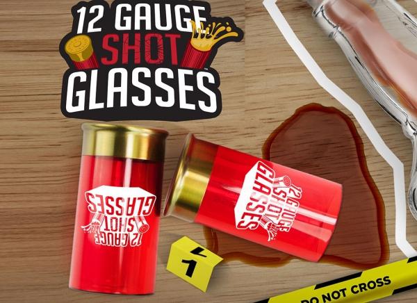 Pahare glont de calibrul 12