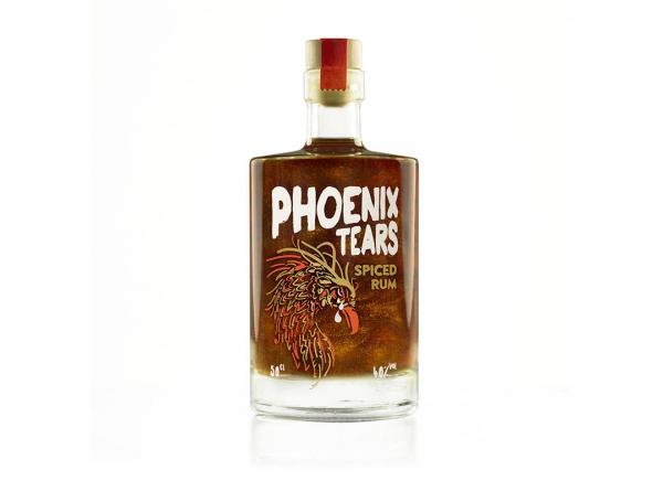 Rom Aromat Lacrimile Pasarii Phoenix