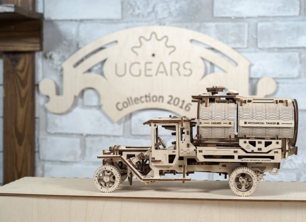 Set Accesorii pentru Camion din Lemn Ugears
