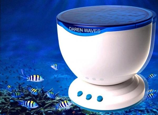 Speaker Ocean Projector