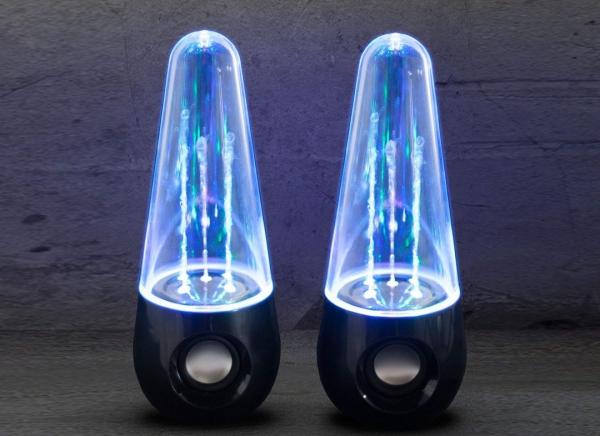 Speakere cu Spectacol de Lumini