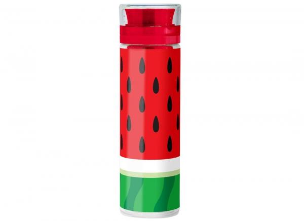 Sticla infuzor pentru apa aromata