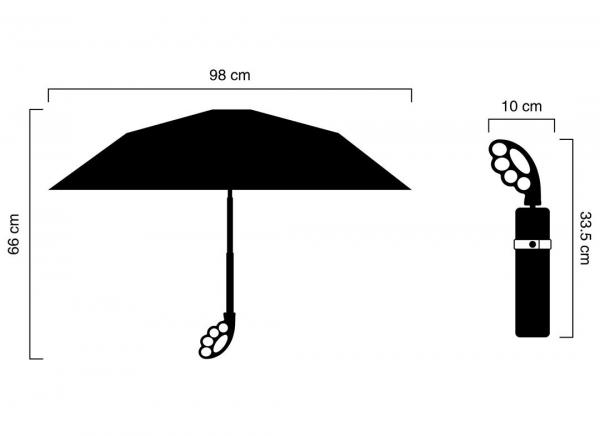 Umbrela cu Box