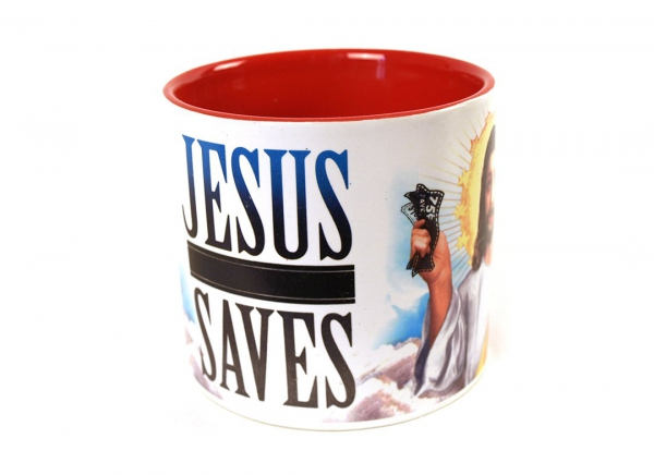 Cana Jesus Shaves