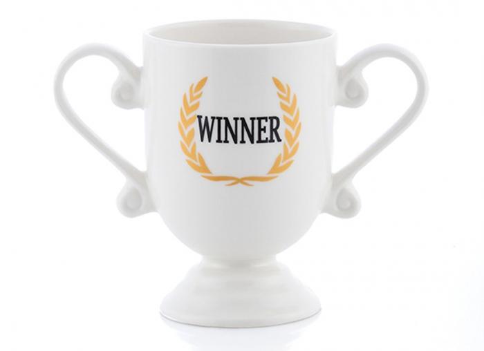 Cana uriasa Winner Trophy