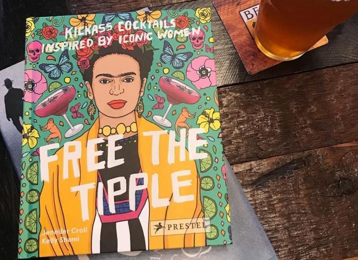 Carte de cocktailuri Free The Tipple