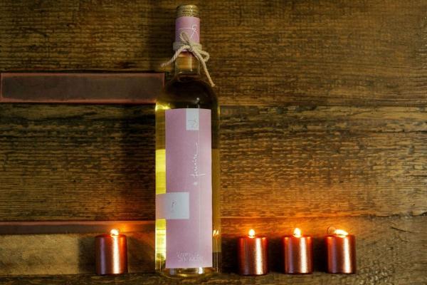 Vin alb, demisec #FERICIRE