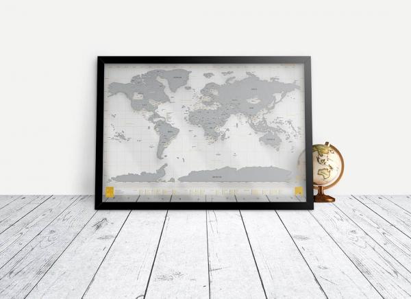 Harta razuibila transparenta