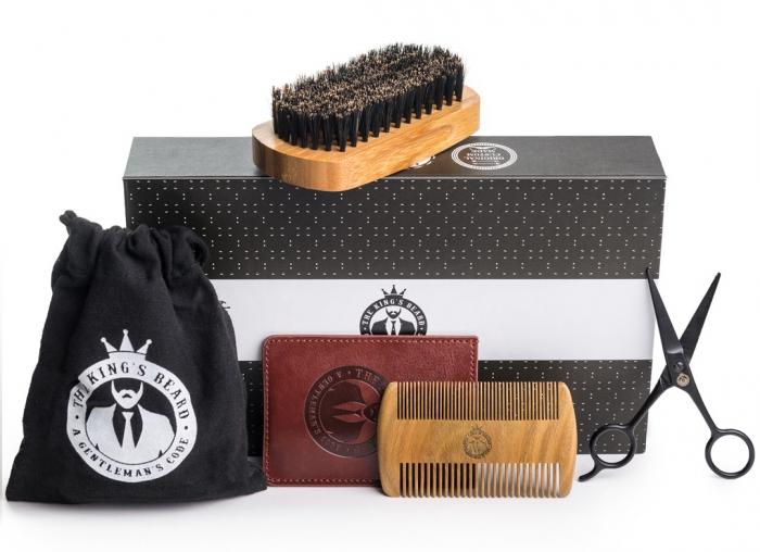 Kit de barbierit cu 4 piese