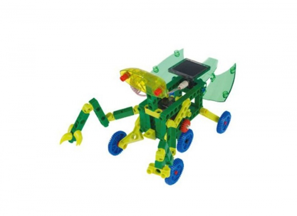 Kit robotic, jucarie educativa, Solar Evolution Juguetronica