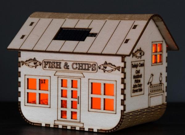 Lampa Cabana Fish & Chips