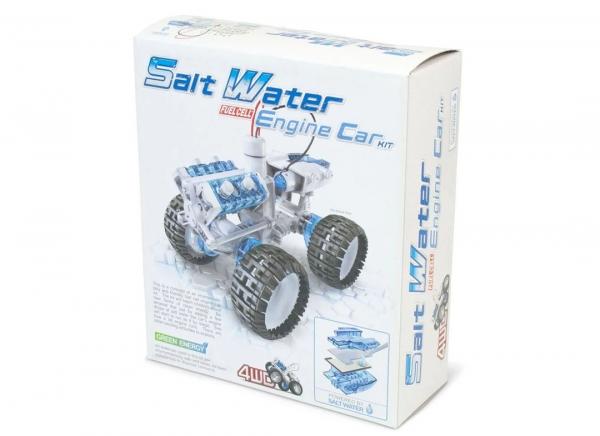 Masina 4x4 cu Motor cu apa sarata