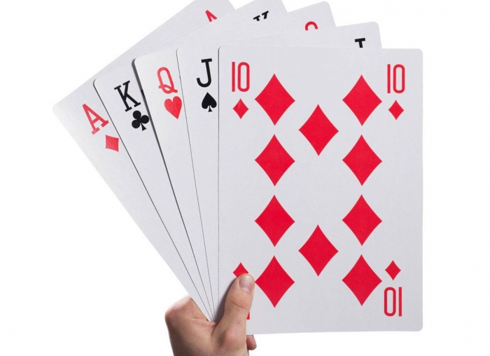 Pachet carti de joc XXXL