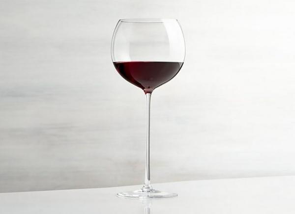 Pahar de Vin cu Picior Extra Lung