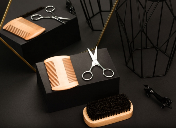 Set cadou pentru barbierit 3 piese