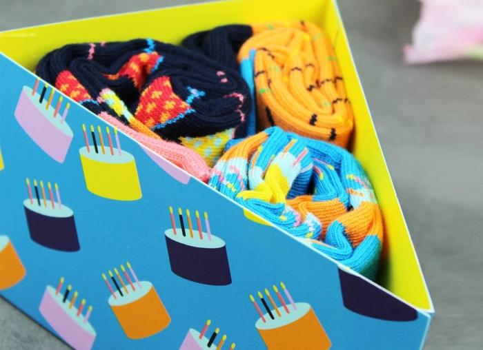 Set sosete Happy Socks Happy Birthday