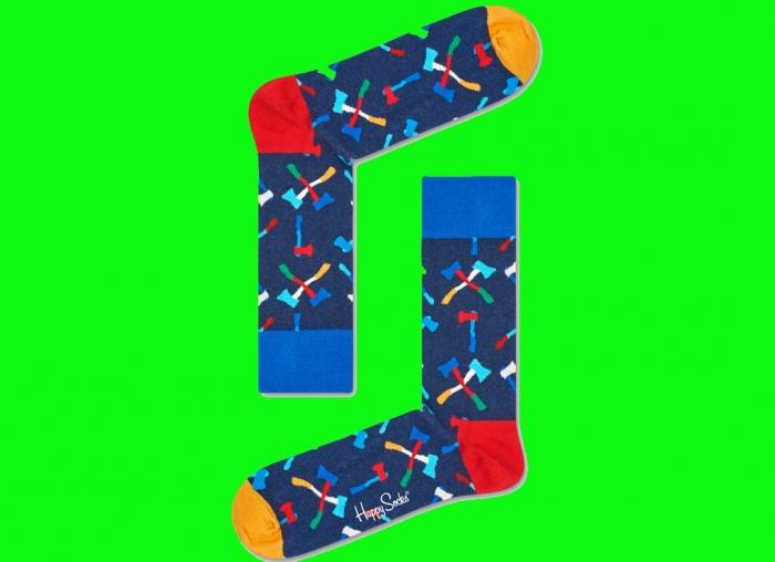Sosete Happy Socks Axe Socks