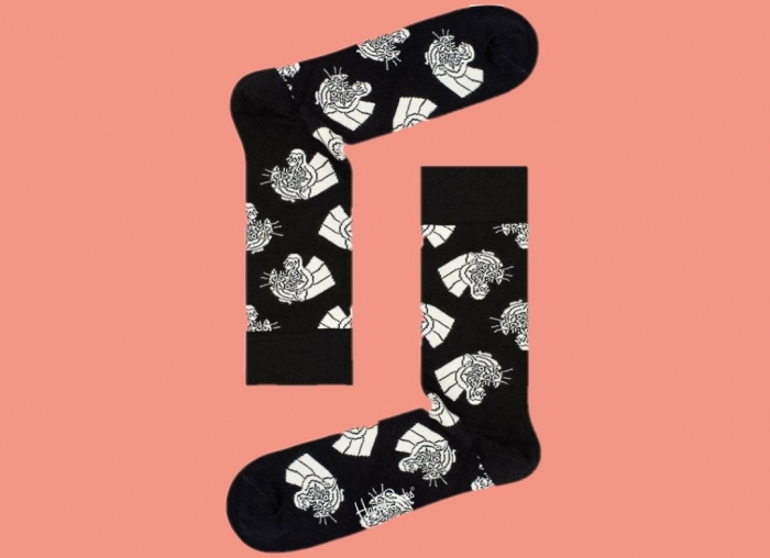 Set Sosete Happy Socks Duo Pattern