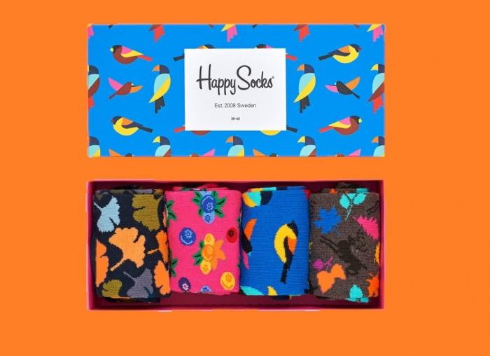 Sosete Happy Socks Forest Gift Box