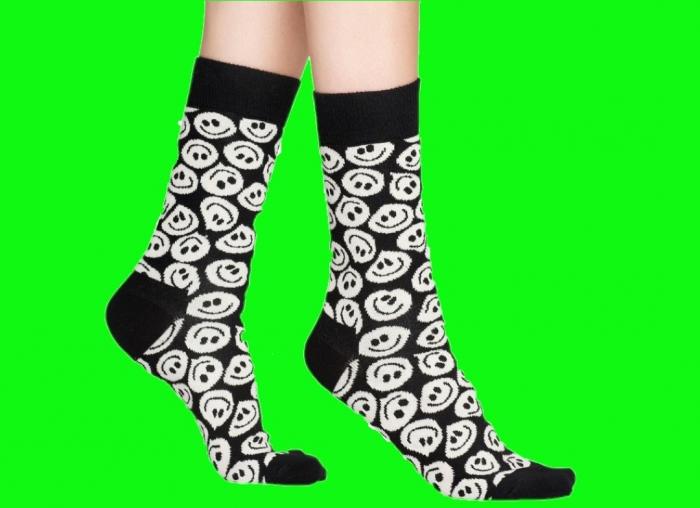 Sosete Happy Socks Smiley Face