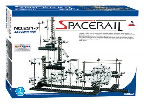 Space Rail Nivelul 7