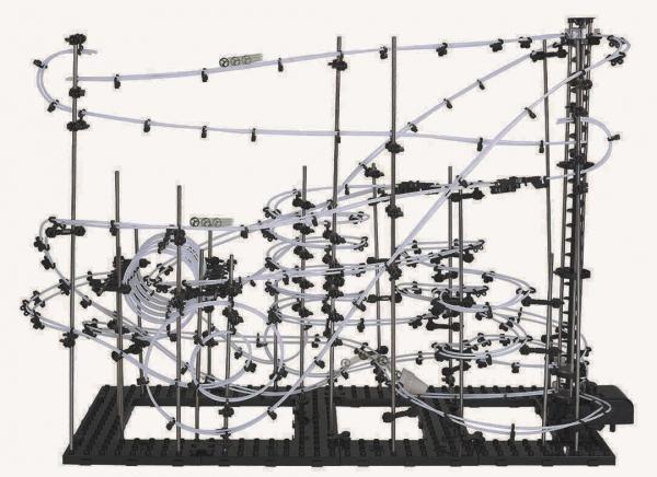 Space Rail Nivelul 8