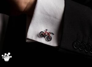 Butoni camasa Bicicleta