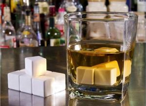 Cuburi Ceramica pentru Whiskey