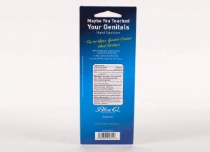 Dezinfectant pentru maini Your Genitals