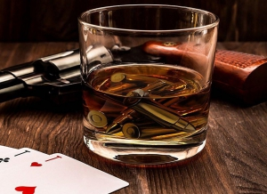Gloante din otel pentru whiskey