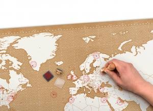Harta Stamp Map