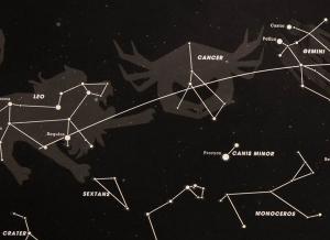 Harta de stele