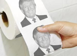 Hartie Igienica Trump
