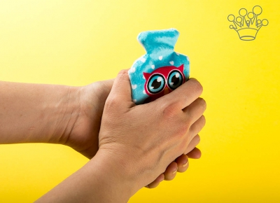 Incalzitor de maini Bufnita