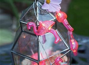 Instalatie de lumini Flamingo Roz
